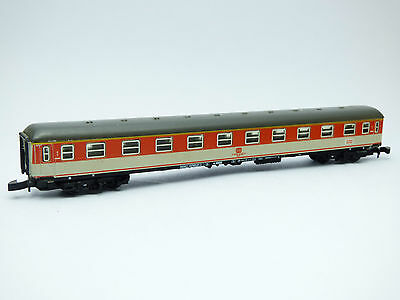 Marklin Z Miniclub 87?? DB 1st Class Orange/Grey Coach - ZUC12P