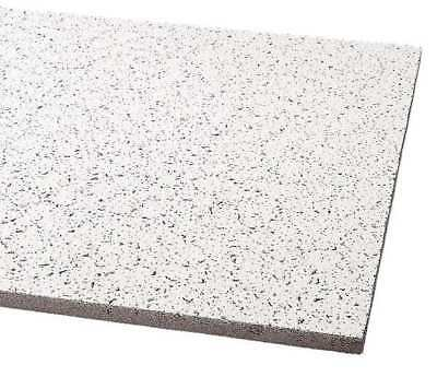 "Armstrong Acoustical Ceiling Tile 48""X24"" Thickness 5/8"", PK12, 769A"