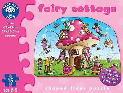 Orchard Toys Fairy Cottage Floor Puzzle - 268