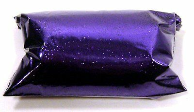 "6oz / 177ml Rich Purple .015"" Metal Flake Auto Paint Additive Flakes - LF126"