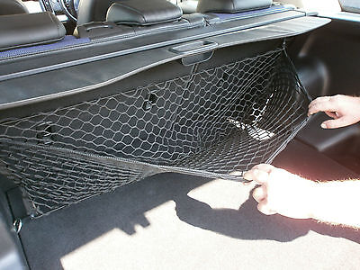 range rover evoque luggage stowage net boot tidy