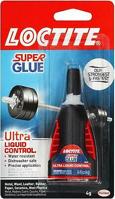 NEW! LOCTITE Ultra Liquid Control Super Glue 4 gram 1647358 Adhesive