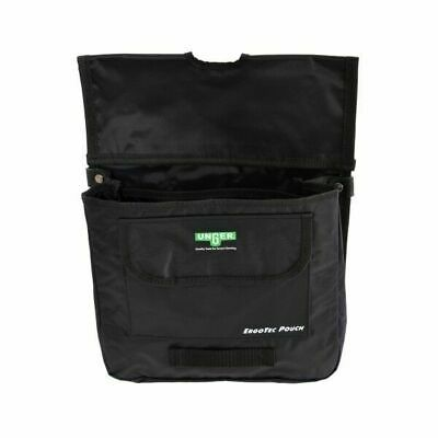Unger Ergotec Pouch  LARGE- Window Cleaning / Cleaner - (BLACK)