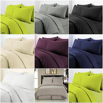 T-300 Egyptian Combed Cotton Sateen Quality Flat Bed Sheet In  All Sizes