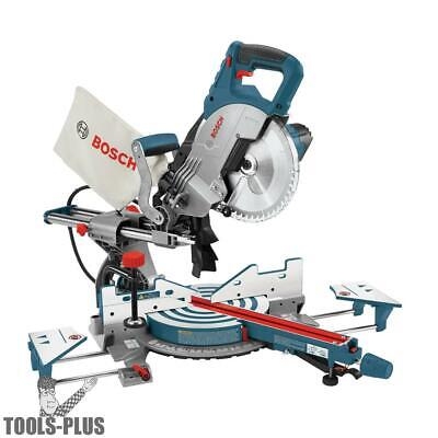 "8-1/2"" Single Bevel Compound Miter Saw Bosch Tools CM8S New"