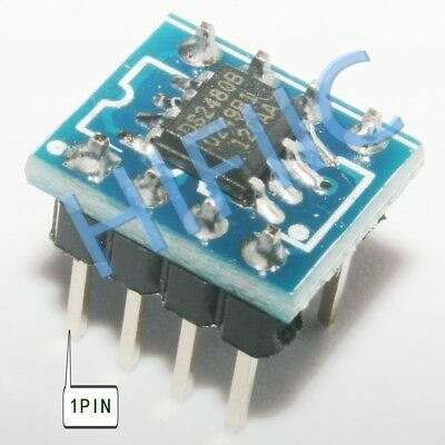 1PCS DS2480B ON Dip8 Adapter