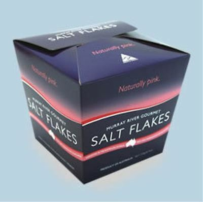 PINK SALT FLAKES FROM MURRAY RIVER OUTBACK 250g