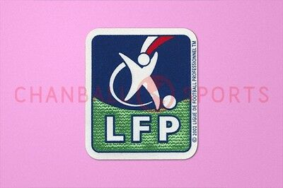 French Ligue 1 2002-2005 Player Standard Sleeve Soccer Patch / Badge