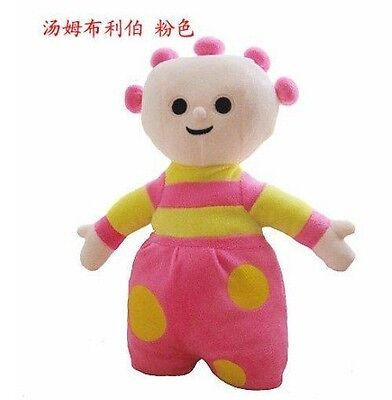 In the night garden cute plush doll Tombliboos pink soft stuffed toy gift 1pc