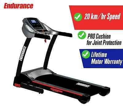 Lifespan Spirit Treadmill Electric GREAT FEEDBACK 18 KM/HR Home Gym Fitness