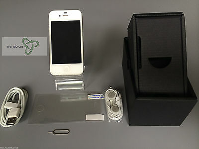 Apple iPhone 4s - 16 GB - White (Unlocked) Grade A