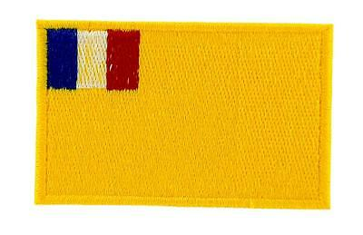 Patch écusson brodé Drapeau   INDOCHINE FRANCE Thermocollant Backpack sac à dos