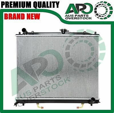 Premium Quality Radiator For Mitsubishi Pajero NM NP NS NT 5/2000-On Diesel
