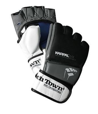 PunchTown Gloves Karpal TRX MMA Sparring XL - Boxing/UFC Punch Town