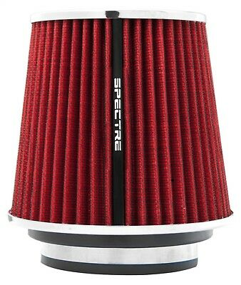 "Spectre Performance 8132 Red Cone Air Filter 6""D x 5.5""H Fits 3 - 4.5"" Tube"