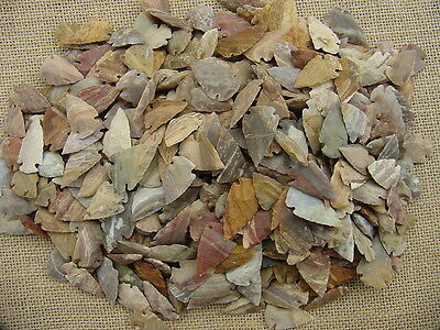 Arrowheads buy 1 get 1 free from bulk pile stone replica arrowheads points