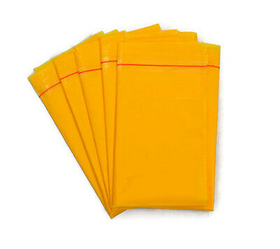 Plastic Clinical Waste Bags - Self Adhesive - Yellow Disposable - Quantity 10