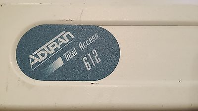Adtran Total Access 612 T1 ATM Integrated Access Device (IAD) Router