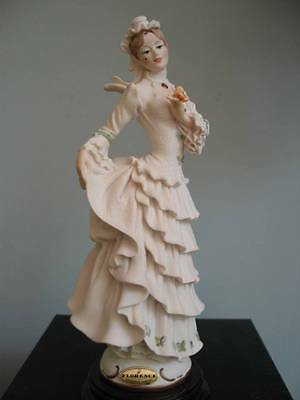 GIUSEPPE ARMANI Little Butterfly #0297 Figurine Florence Italy 1996