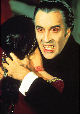 Scars Of Dracula Christopher Lee Fangtastic POSTER