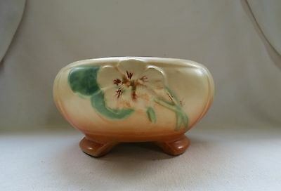 Weller Pottery Panela Panella Bowl - Footed c.1930s