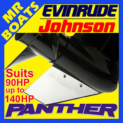 Safe Skeg Guard Protector ✱ Johnson Evinrude Outboard 90Hp - 140Hp ✱ Free Post