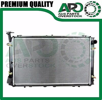 Premium Radiator For NISSAN PATROL GQ Y60 Turbo Diesel Auto Manual 87-10/97