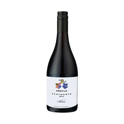 Argyle Shiraz 2014 (12 x 750ml), Heathcote VIC