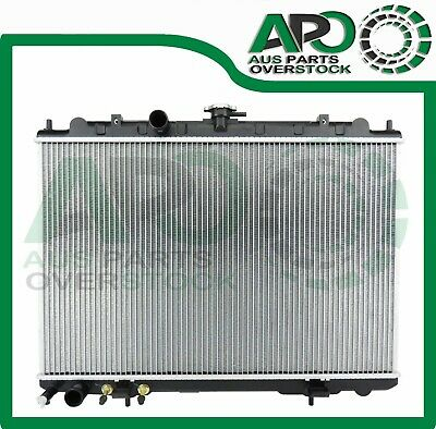 Premium Quality Radiator For NISSAN X-TRAIL T30 Auto / Manual 09/01-07+ Free Cap