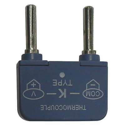 Type K Thermocouple Adapter,Mini ZORO SELECT 4JPN2