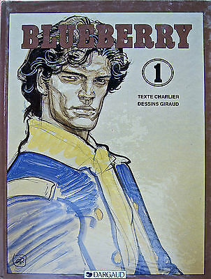 Blueberry 1 - Charlier/Giraud - L'integrale Tome 1 - EO 1988