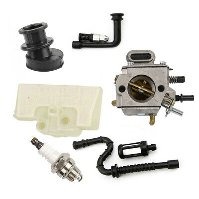 Carburetor For Stihl 029 039 MS290 MS310 MS390 ZAMA Carb Air Fuel Oil filter kit