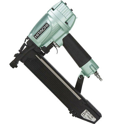"7/16"" Crown Construction Sheathing Stapler 16 gauge Hitachi N5008AC2 New"