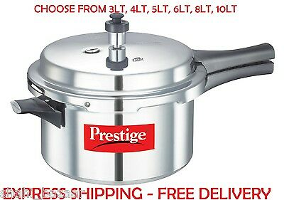 Prestige Pressure Cooker 4LT - 1 Year Australian Warranty for Parts