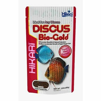 Hikari Discus Bio Gold Aquarium Fish Food For Discus 80G