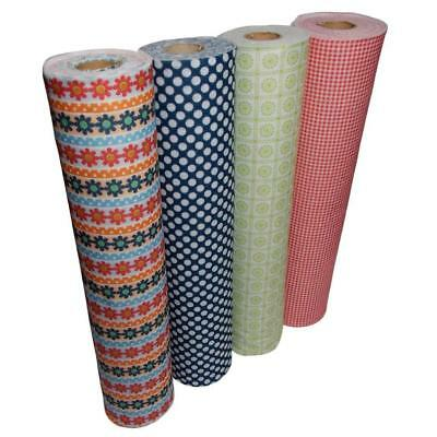 Design Craft Felt Choose From 4 Eye Catching Colourful Designs Per Half Metre