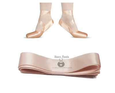 Bunheads® Rehearsal Ribbon for Ballet Pointe Shoes