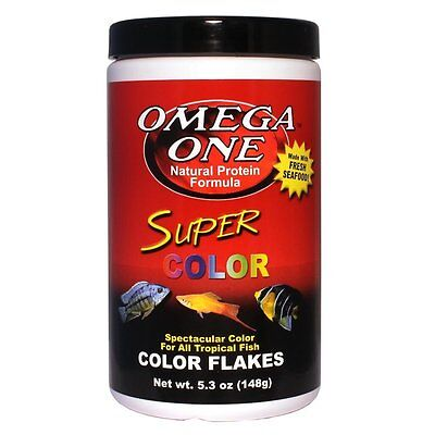 Omega One Super Color Flakes  148g