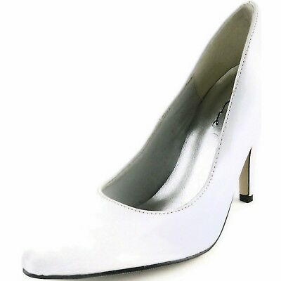 c69e18396476 ELLIE SHOES SEXY Classic Womens Pumps Patent High Heel 8220 WHITE ...
