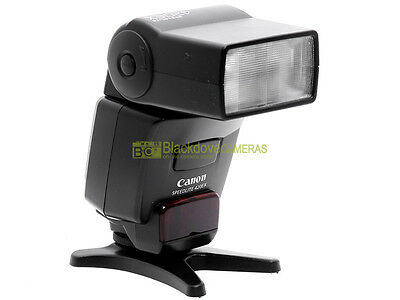 Canon Flash 420EX eTTL per reflex EOS digitali wireless. Garanzia 12 mesi.