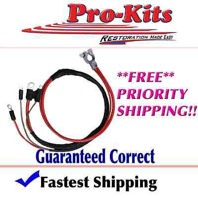 Don't Overpay! Charger Roadrunner Coronet Positive Battery Cable UNDER 40 bucks!