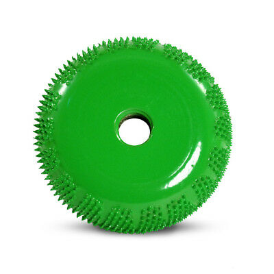 """BZ23470 2"""" Buzzout Wheels Green coarse 2""""x3/4"""" Adapter Included 1/4"""" Dia"""