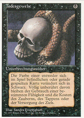 "Edition deutsch//german MTG  Mint//N.Mint  5530 /""Schrecken aus dem All/"" 4"