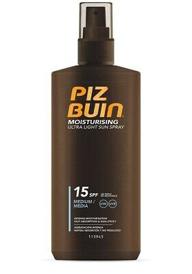 Piz Buin Self Tan Foam Mousse MID 50ml
