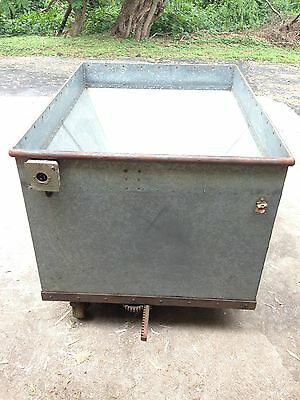 Jabez Burns & Sons - Model J Bulk Coffee Cart