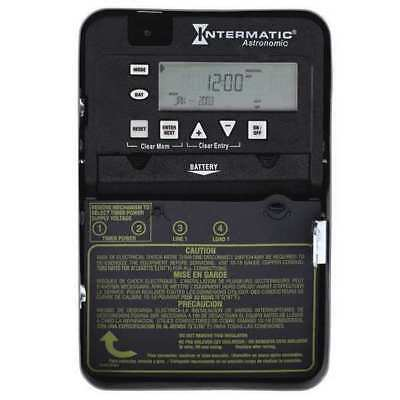 INTERMATIC ET8015C Electronic Timer, Astro 7 Days, SPST