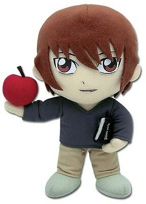 Official Licensed Anime Death Note Light Plush #7049