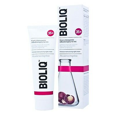 BIOLIQ: Regenerative Night Cream  Skin 35+ Dermocosmetic 50 ml/ 1.6 fl.oz