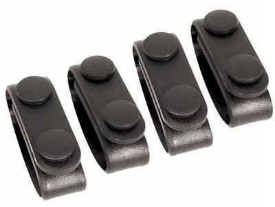 Molded Belt Keepers,PK4 BLACKHAWK 44B300BK