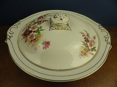 """BRIARDALE"" ROYAL FALCON WARE WEATHERBY TUREEN"